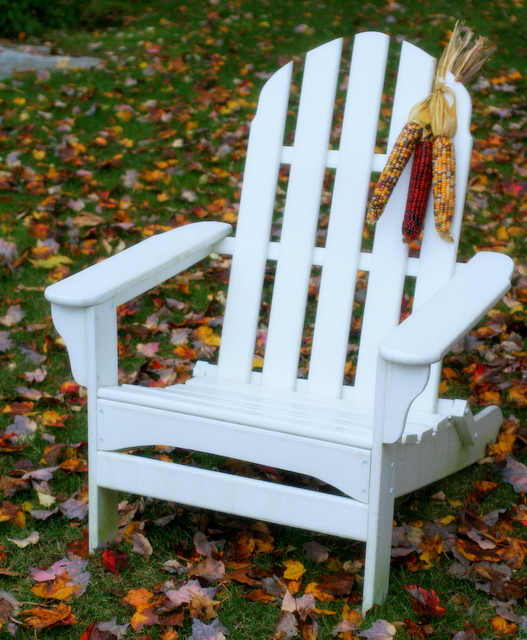 A chair for all seasons...