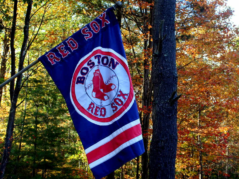 Let's keep the flag flying right through to November...  GO SOX!!!!!!!!!!!!!!!!!!