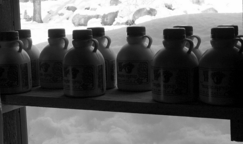 NH maple syrup