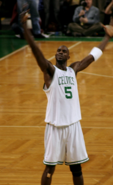 Yes!  Boston Celtics - NBA Champs...