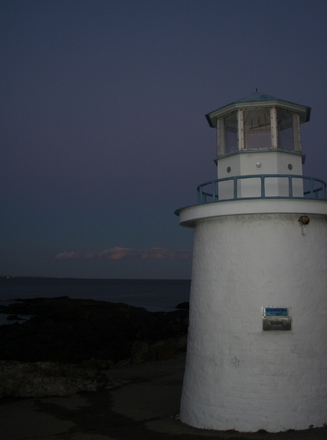 Lighthouse at Marginal Way