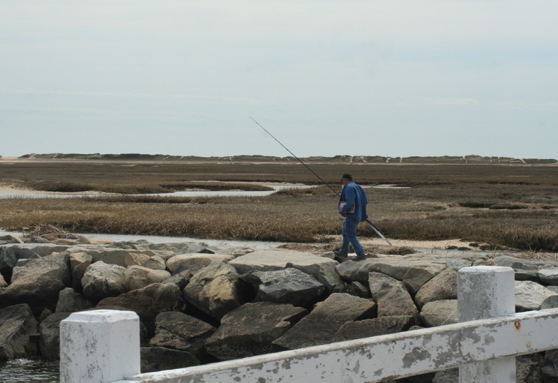 Provincetown fisherman...