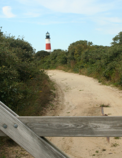 Sankaty Head Lighthouse, Nantucket
