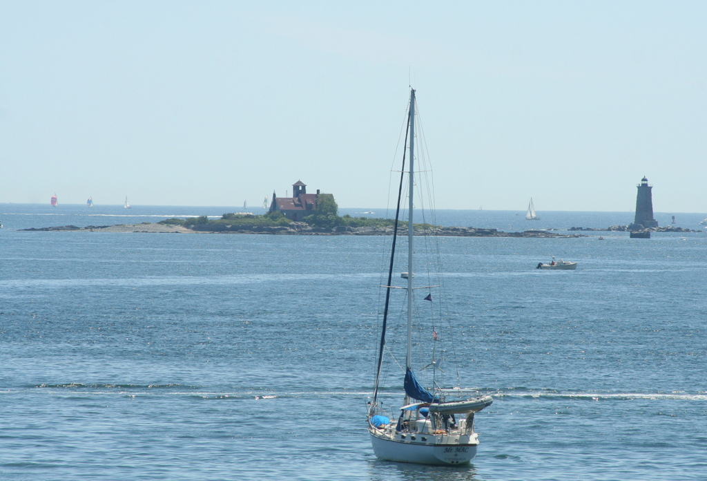 View from Fort McClary
