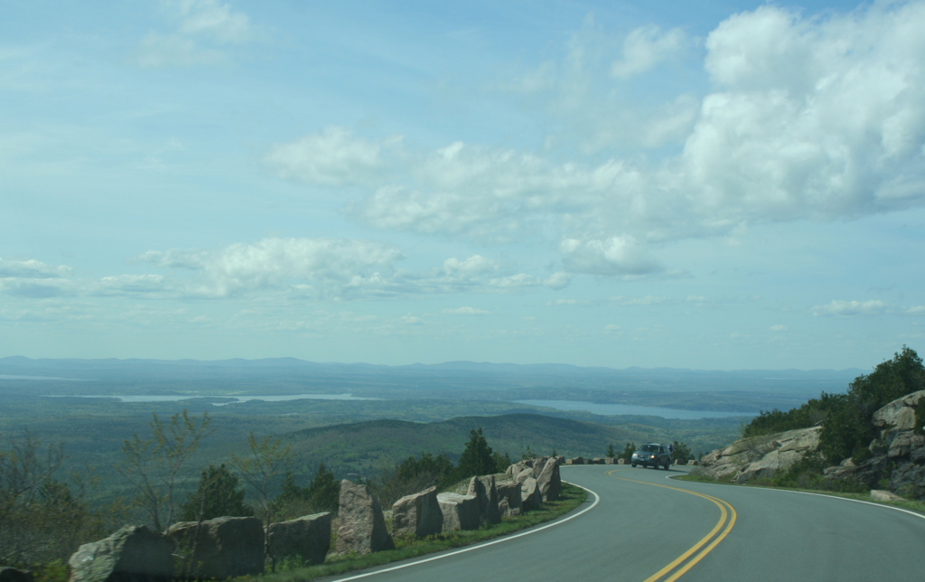 Looking forward to another road trip to Acadia National Park this summer :)