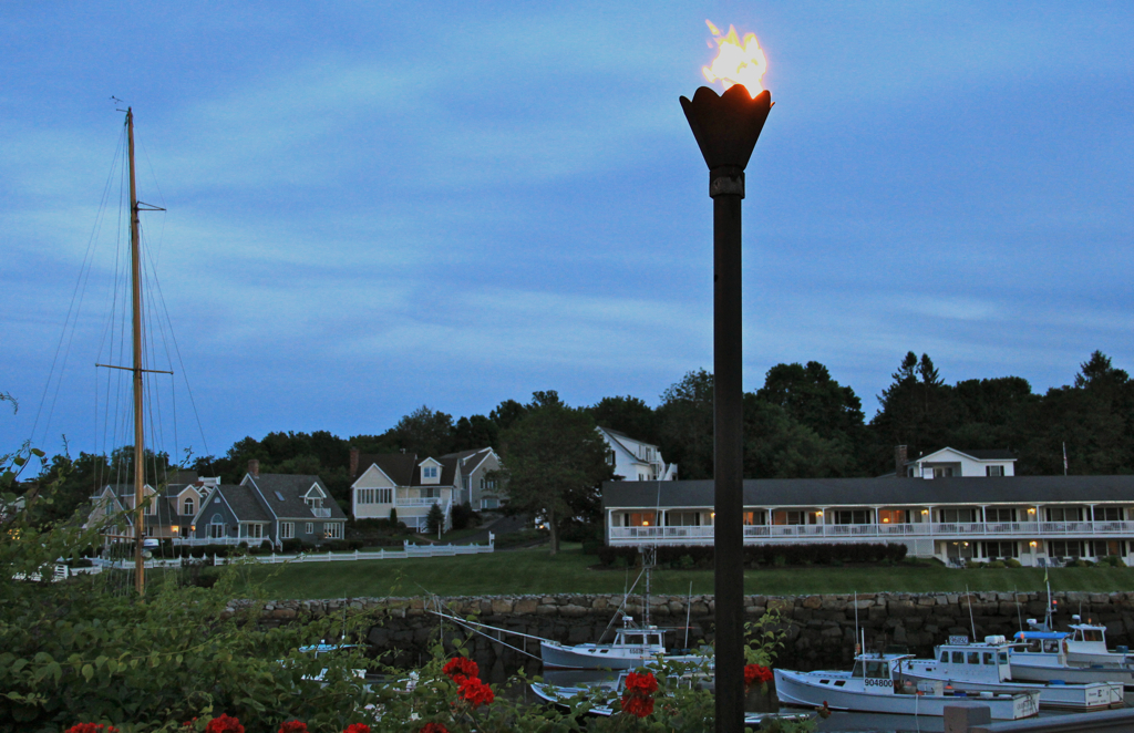 Torch and Perkins  Cove