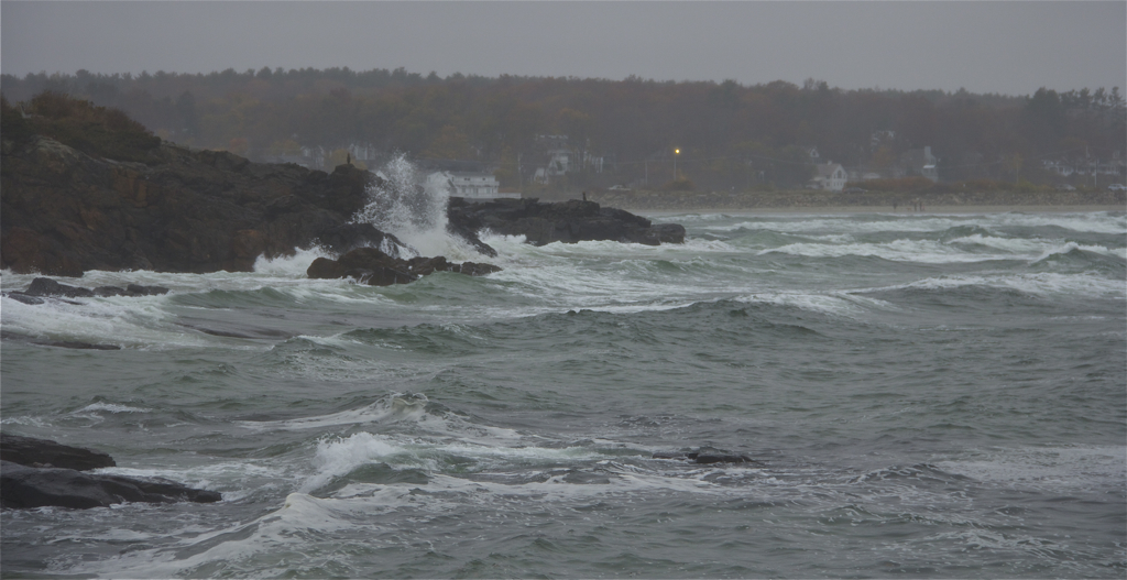 This was after high tide, pre-Sandy on Sunday afternoon; wish I could see it today