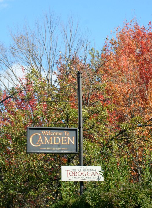 1st visit to Camden was Oct 2010... heading back tomorrow to compete in the toboggan championships!