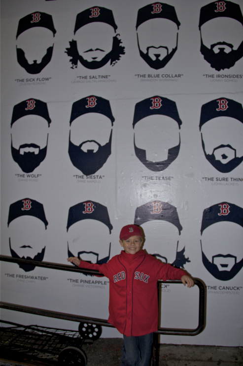 Let's go bearded wonders... let's GO SOX!!!!!