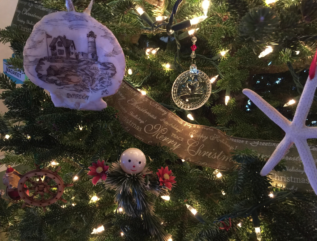 Can you guess which ornament is from Steve\'s childhood?