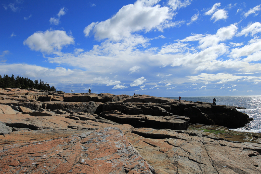 Another place I'll never tire of...  Schoodic Point